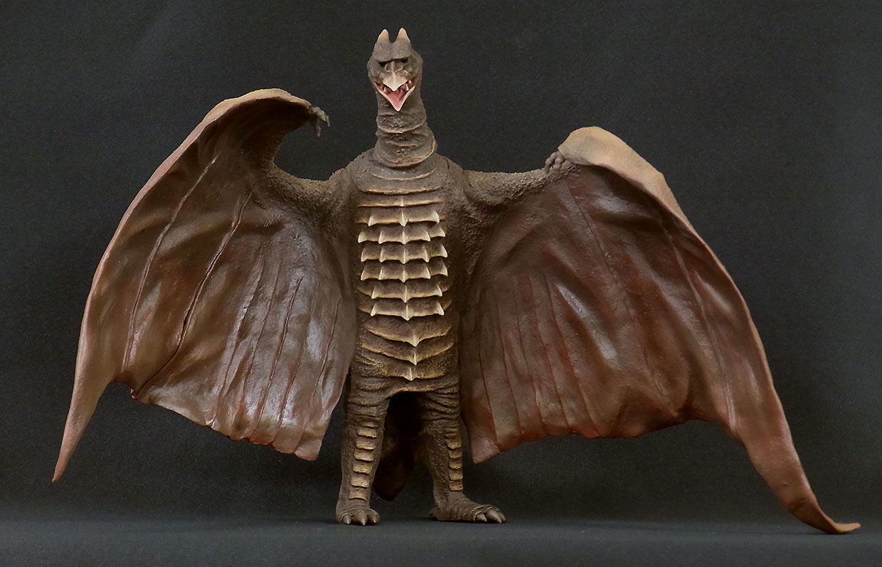 Toho Large Monster Series Rodan 1956 vinyl figure by X-Plus.