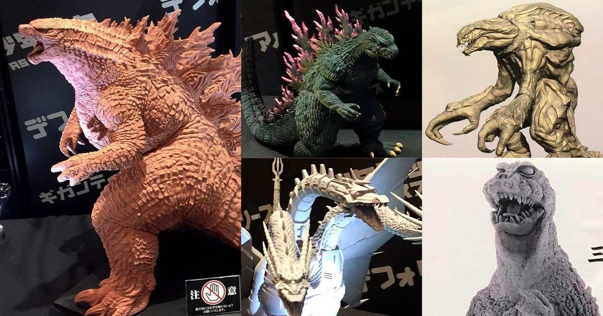 X-Plus Reveals new, upcoming vinyls at Wonder Festival