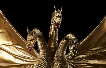 Phil the Kaiju King Reviews the X-Plus King Ghidorah 1964