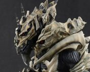 Toho Large Monster Series Monster X vinyl figure by X-Plus.