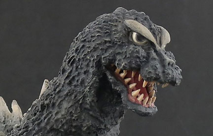Leslie Chambers Reviews the 30cm FSL Godzilla 1964 by X-Plus