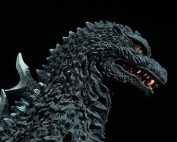Toho 30cm Series Yuji Sakai Modeling Collection Godzilla 2002 vinyl figure by X-Plus.