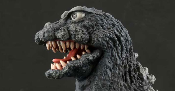 Rich Eso Reviews the 25cm Godzilla 1964-B vinyl figure