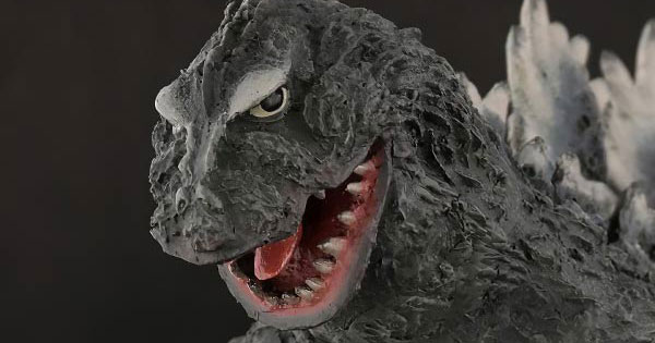 Frank Gemignani Reviews the FSL Godzilla 1962 Walking Pose vinyl figure by X-Plus