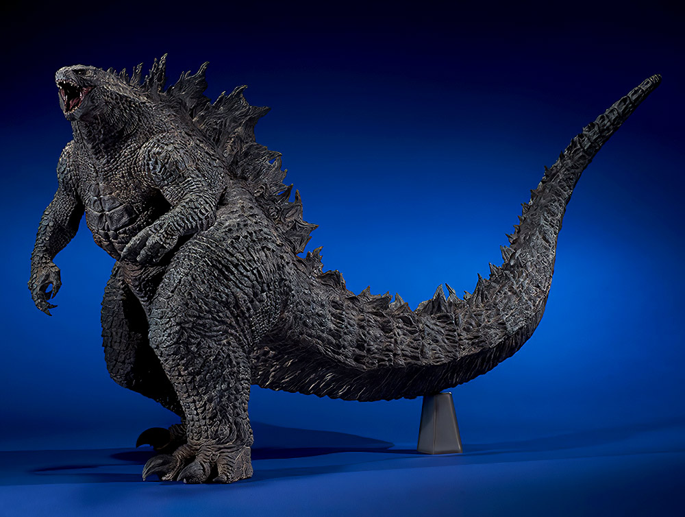 X-Plus Gigantic Series Godzilla 2019 vinyl figure.