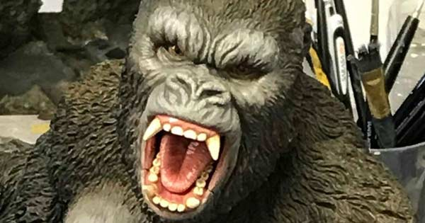 Star Ace Fighting Pose Kong Revealed