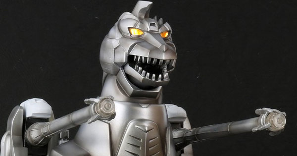 30cm Super Mechagodzilla 'Fighting Color Ver.' up for Preorder