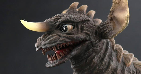 Preorder Alert! Standing Baragon 1965 to be Reissued