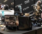 X-Plus booth at Winter Wonder Festival 2020 exhibition in Japan.