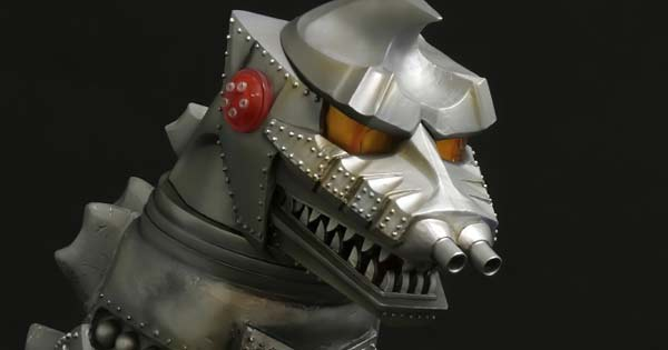 X-Plus Gigantic Series Mechagodzilla Now Open for Preorder
